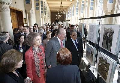 La exposición en El Cairo